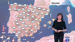 Este viernes, las lluvias serán fuertes en el noroeste peninsular