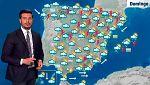 Cielos nubosos con probabilidad de lluvias en gran parte de España