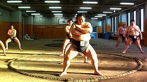 Una vida normal. Crónica de un luchador de sumo