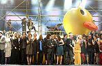 La gala de la XII edición de los Premios Max