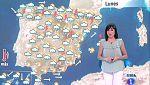 Este lunes habrá tormentas en el Cantábrico y el noreste con temperaturas en descenso