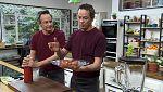 Torres en la cocina - Sopa fría de tomate y guiso de conejo