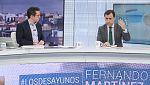 Los desayunos de TVE - Fernando Martínez-Maillo, coordinador general del PP