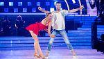 """Bailando con las estrellas - Gemma Mengual y Abel bailan """"La bicicleta"""""""