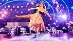 """Bailando con las estrellas - Manu Sánchez y Mireya bailan """"Hallelujah"""""""