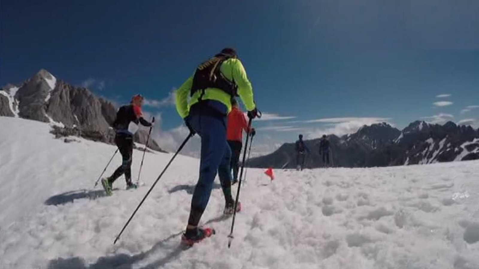 f01aeee0873ed Para todos los públicos Trail Travesera Integral Picos de Europa 2018 - ver  ahora reproducir video