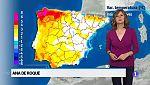 El tiempo en Andalucía - 14/06/2018