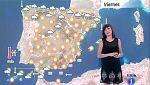 Cielos despejados y subida de temperaturas para este viernes en casi todo el país