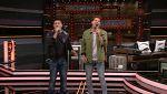 """Programa inesperat - Andy y Lucas cantan """"Para que bailes conmigo"""""""