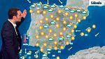 Estabilidad en toda España con temperaturas altas en el centro y sur