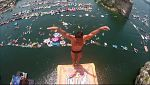 Saltos de acantilados - Red Bull Cliff Diving World Series 2018 Prueba Texas (EEUU)