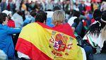Mundial 2018. Así se vivió el Portugal - España en la 'fan zone' de Moscú