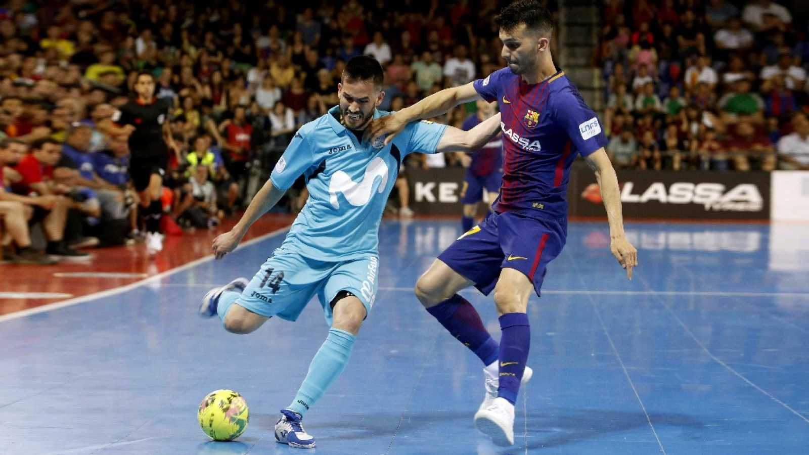 3940d2faa3784 Para todos los públicos Fútbol Sala - Liga Nacional Playoff. Final. 4º  partido  FC Barcelona Lassa - reproducir video