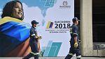 Los colombianos eligen este domingo en segunda vuelta a su nuevo presidente
