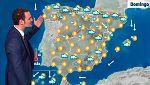 Más calor, con temperaturas de 38 grados en los valles de Guadalquivir y Guadiana