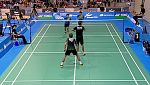 Bádminton - Internacional Challenge 'Spanish Open' Semifinal Dobles Masculino