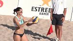 Voley playa - Madison Beach Volley Tour 2018 Final Femenina
