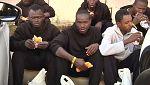 Un centenar de inmigrantes queda libre en Almería por la saturación de los centros de acogida