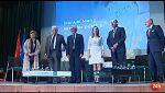 Parlamento - Conoce el parlamento - Homenaje a Manuel Marín - 16/06/2018