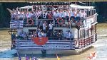 Valladolid se vuelca celebrando el ascenso de su equipo a Primera