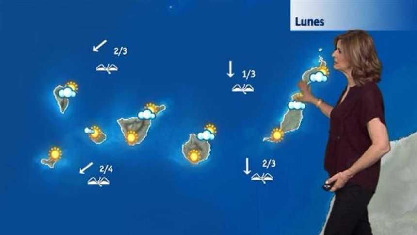 El tiempo en Canarias - 18/06/2018