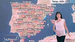 Subida de temperaturas en el centro y el norte