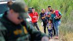Una grabación muestra la angustia de los niños separados de sus padres en la frontera de EE.UU.