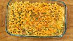 Torres en la cocina - Macarrones con queso y calabaza
