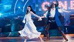 """Bailando con las estrellas - Patry Jordán y Rubén bailan """"He's a pirate"""""""