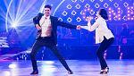 """Bailando con las estrellas - Javier Hernanz y Rosa bailan """"You never can tell"""""""