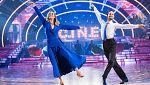 """Bailando con las estrellas - Gemma Mengual y Abel bailan """"Singin' in the rain"""""""