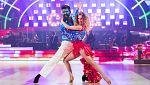 """Bailando con las estrellas - Manu Sánchez y Mireya bailan """"Cuban Pete"""""""
