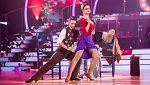 """Bailando con las estrellas - Pelayo Díaz e Inés bailan """"Volver"""""""