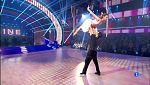 David Bustamante y Yana repiten el salto porté - Bailando con las estrellas