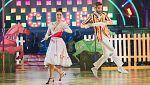 """Bailando con las estrellas - Roberto Leal y Rocío Muñoz bailan """"Supercalifragilísticoespialidoso"""""""