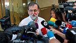 """Rajoy, sobre los candidatos a sucederle: """"Lo que yo pueda decir es muy poco relevante"""""""