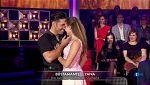 """Corazón - David Bustamante y Yana Olina interpretaron un chachachá """"de cine"""""""