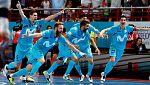 Movistar Inter hace historia en los penaltis ante el FC Barcelona Lassa