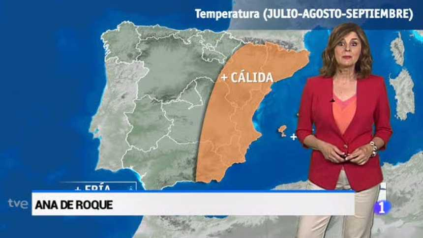El tiempo en Andalucía - 21/06/18