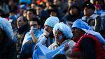 Argentina llora su debacle ante Croacia en el Mundial de Rusia