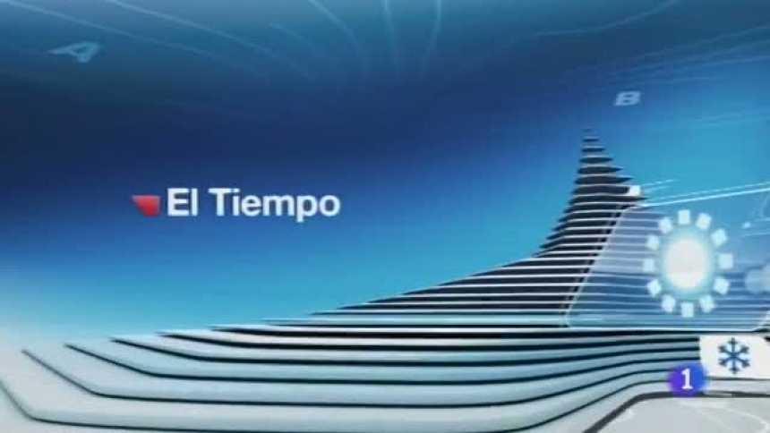 El Tiempo en Castilla-La Mancha - 22/06/18