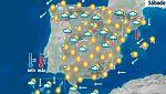 Aumento generalizado de las temperaturas en gran parte del país