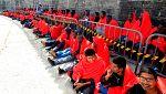569 inmigrantes han sido rescatados por Salvamento Marítimo en aguas del estrecho