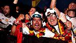 El gol de Kroos en el 93' llevó la locura a las calles de Alemania