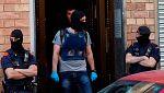 Los Mossos inician el despliegue de las pistolas eléctricas en Girona