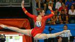 Juegos Mediterráneos. Cintia Rodríguez, bronce en suelo