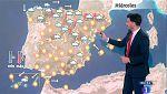Las temperaturas descienden en gran parte del país