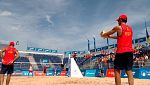 Juegos Mediterráneos 2018 - Voley Playa Masculino: Argelia - España