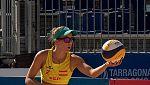 Juegos Mediterráneos 2018 - Voley Playa 1ª Semifinal Femenina: España - España