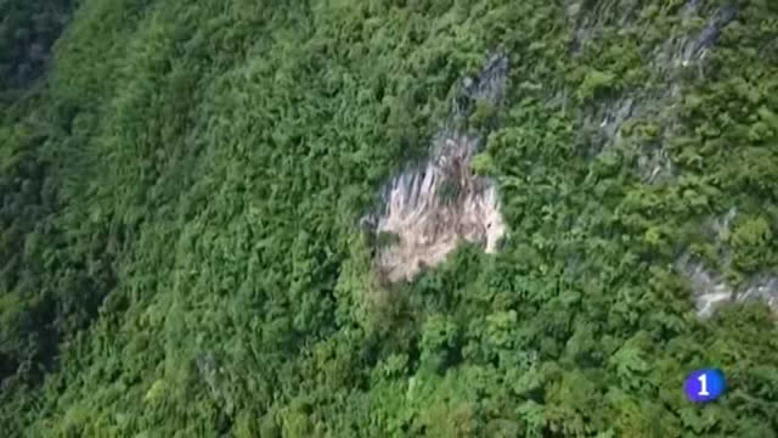 12 niños atrapadados en una cueva desde hace una semana en Tailandia ...